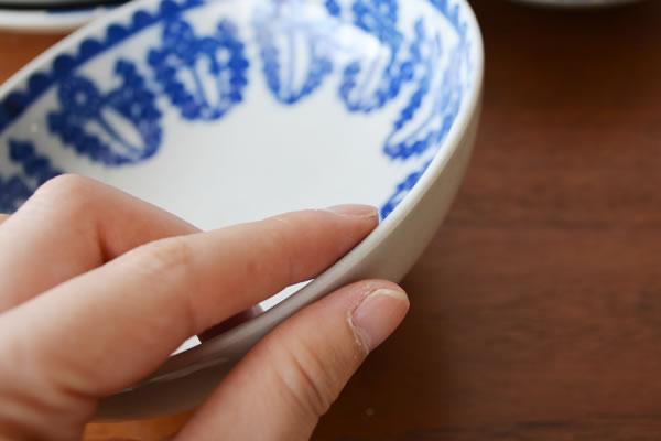 倉敷意匠 kata kata 印判手なます皿 ふくろう