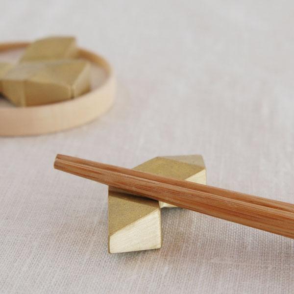 FUTAGAMI(二上) 箸置き 結晶