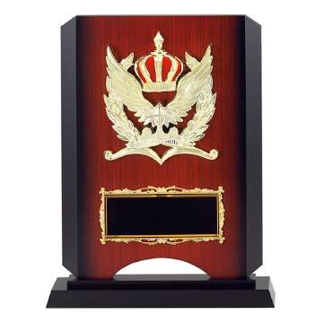 バラエティ表彰盾・表彰盾(赤茶系)