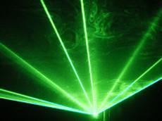 レーザー 水平照射
