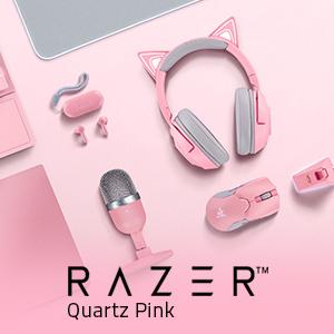 RazerQuartz PinkFamily