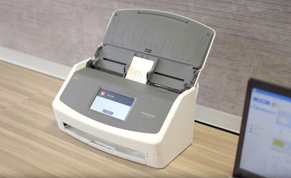 スキャン スナップ ix1500