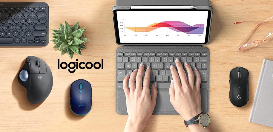 logicool  デジタルの世界に浸りましょう。
