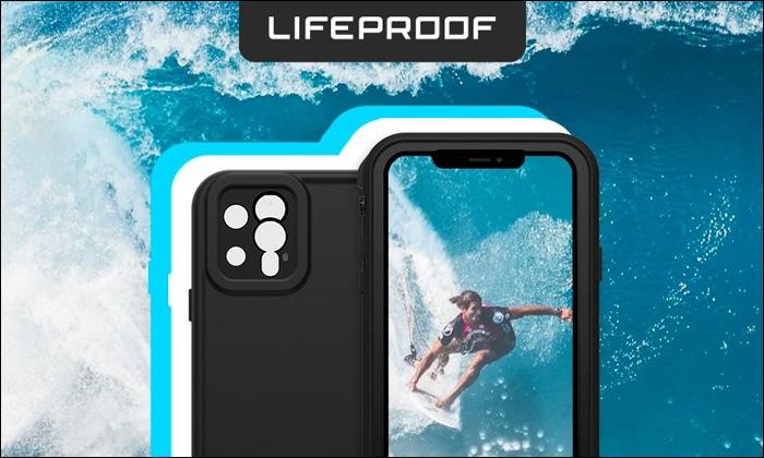 LifeProof iPhone 12 FRE Series 防水 防塵 防雪 耐衝撃 ケース