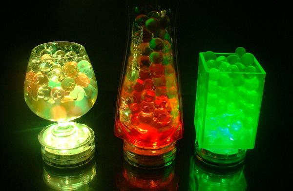 New LED plinth light.