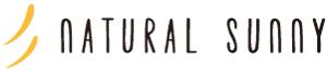 天然素材のカジュアル靴下 natural sunny