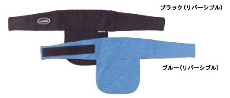 クールビットクールレジャーリバーシブル使用可能,パッケージ画像,ジェル保冷剤をポケットに入れます