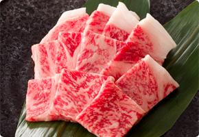 神戸牛リブロース焼肉