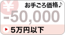 お手頃価格♪5万円以下 お雛様