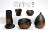 花瓶・香炉・火立・湯のみ・仏飯器