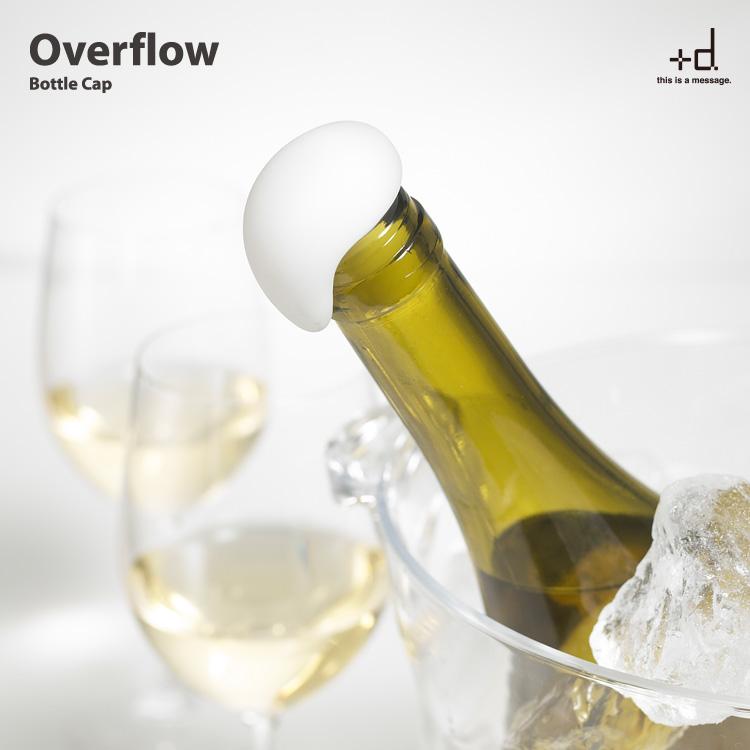 Overflow オーバーフロー ボトルキャップ Bottle Cap