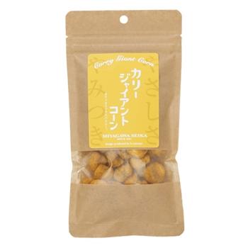 カリー ジャイアントコーン お菓子 昔ながら お菓子作り 下町 宮川製菓 懐かし