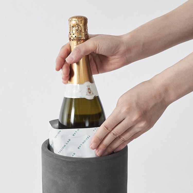 soil 珪藻土 ボトルクーラー ワインクーラー 保冷