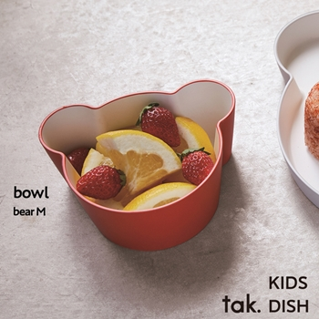 +d KIDS DISH bear