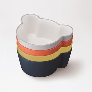 tak フードウェア タック たっく ボウル お皿 子供用食器 キッズ 近代漆器 きっずでぃっしゅ ぼうる スタンダード すたんだーど くま クマ こどもよう