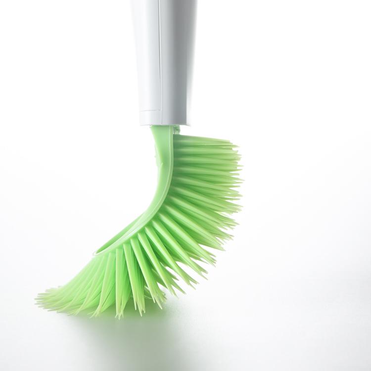 tidy ティディー 水回り 洗面 キッチン 掃除 汚れ タワシ ブラシ