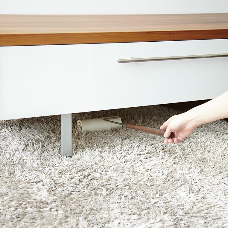 tidy RollCleaner medium ティディー ロールクリーナー・ミディアム コロコロ ころころ 粘着クリーナー 木製