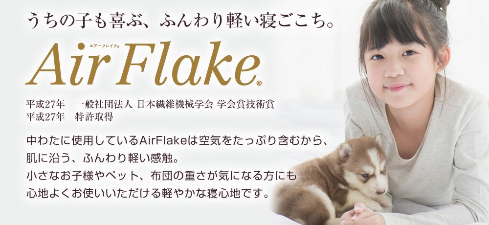 AirFlake採用