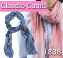 1838 Claudio Cutuli クラウディオクチュリ ストール