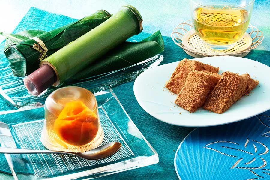 涼菓 竹セット