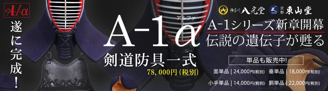 6mm刺剣道防具A-1α