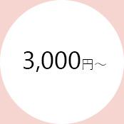 3000円代