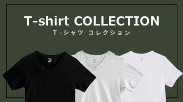 T-shirt COLLECTION / Tシャツコレクション