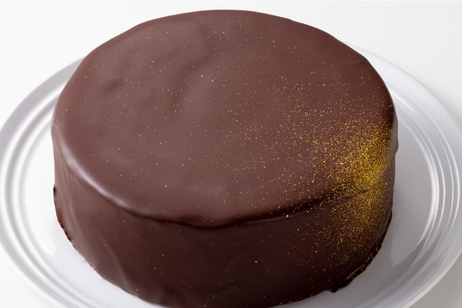 バレンタイン チョコレートケーキ 半熟ザッハトルテ