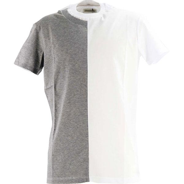 柄ものTシャツ