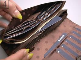 4番:長財布の詳細写真
