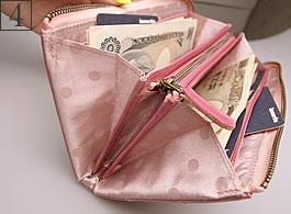 4番:ファスナー長財布の詳細写真