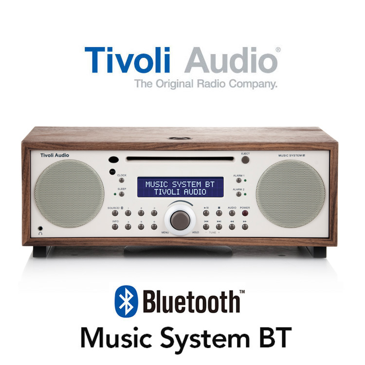 the model appearance that packed a van with the most of the function of the tivoli audio product - Tivoli Radio