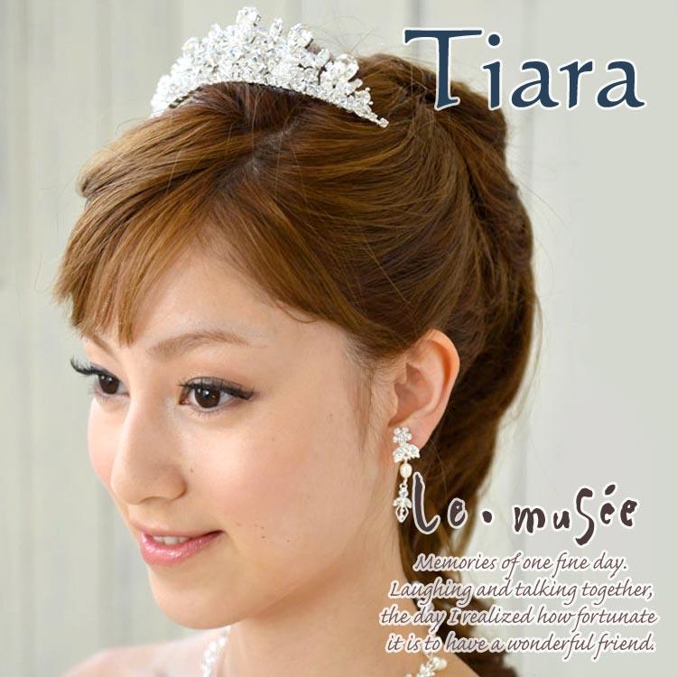 ヘッドドレス(髪飾り)【ティアラ】 プリンシバル