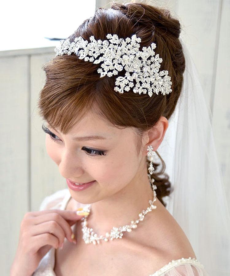 ヘッドドレス(髪飾り)【カチューシャ】 シャーロット