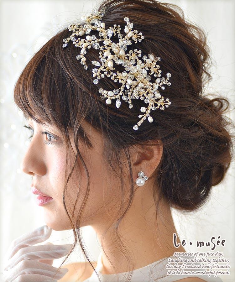 ヘッドドレス 髪飾り クラリス