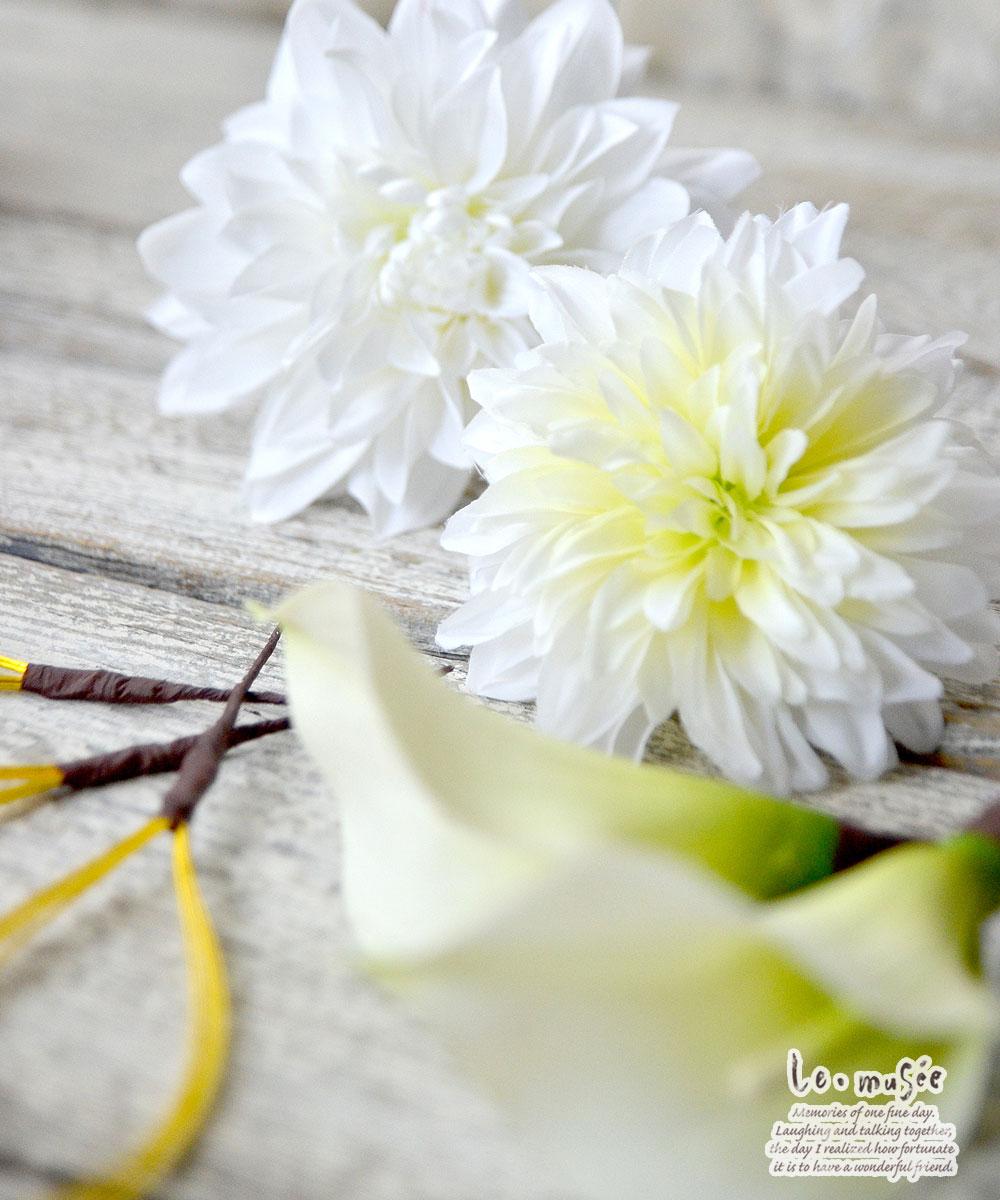 白無垢 髪飾り 和装 振袖 雪羽子板