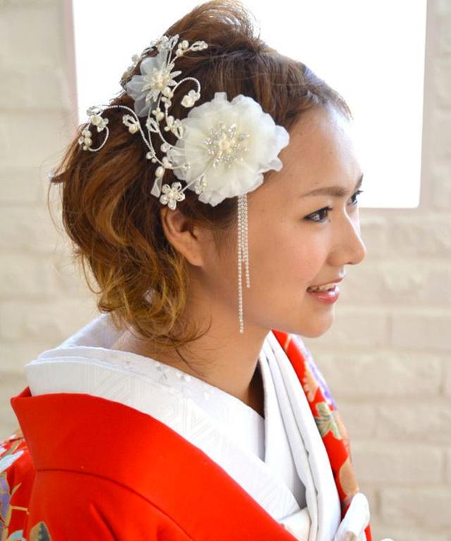 和【髪飾り】ベルティーユ