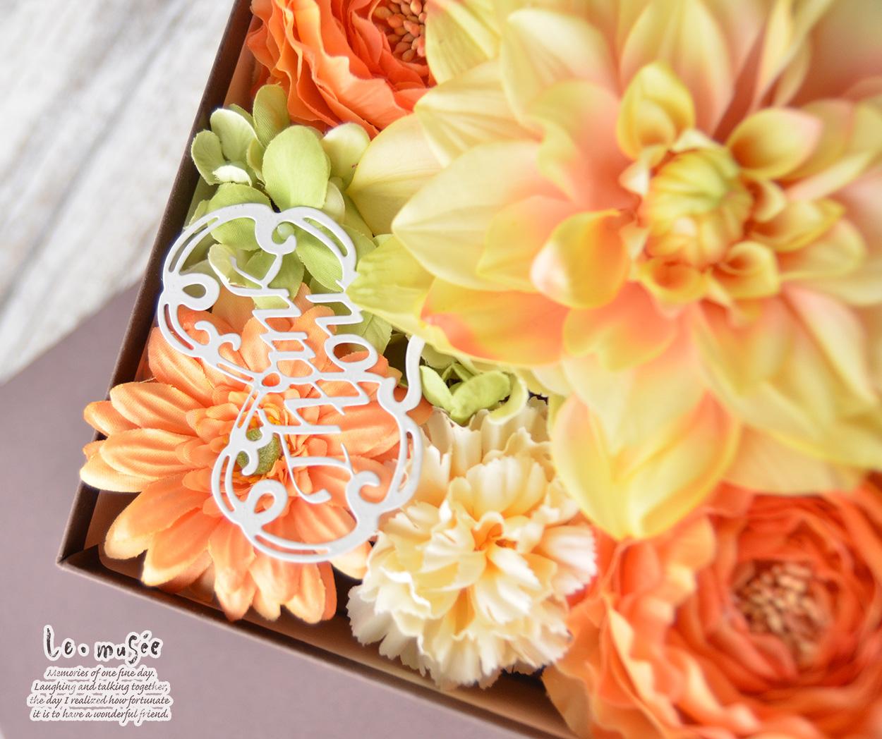 母の日ギフトフラワーアレンジメントアジサイあじさい紫陽花インテリアフラワーフラワーシャーベット