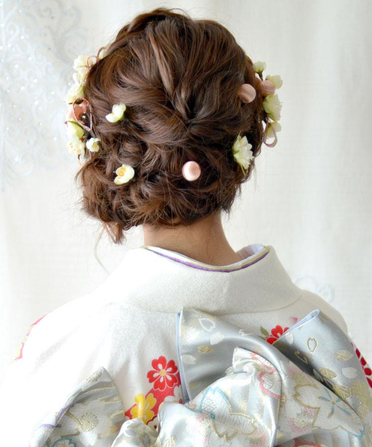 成人式 髪飾り【千代 ちよ】小春シリーズ