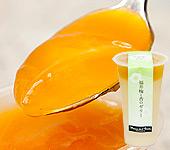 福井梅と杏のゼリー