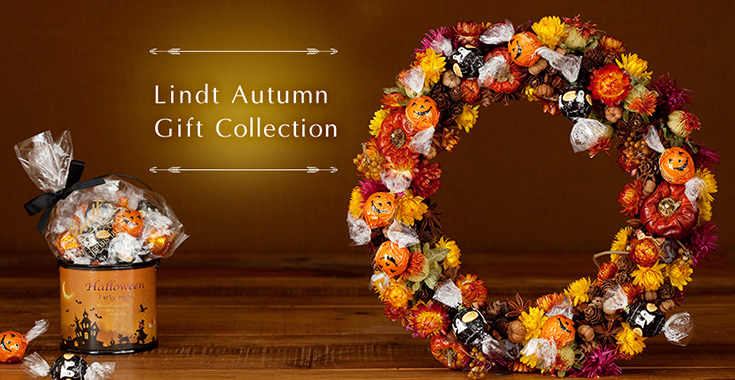 Lindt Autumn Gift Collection