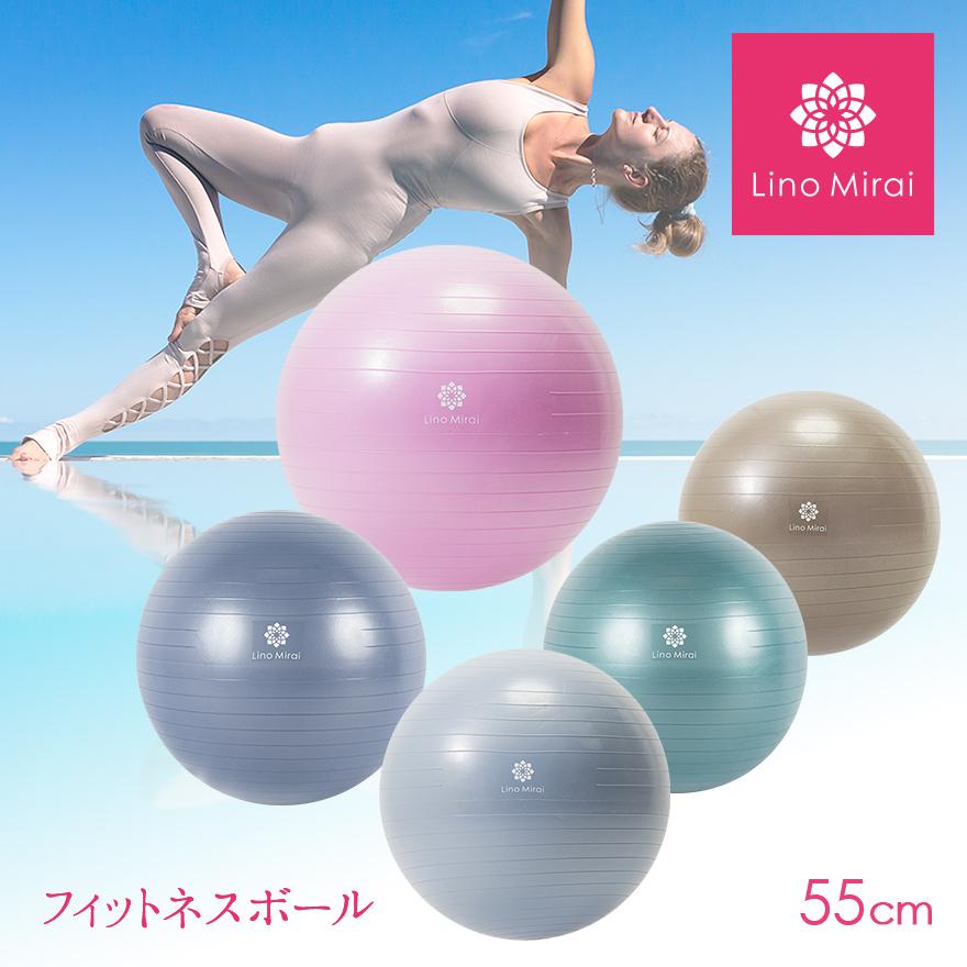 フィットネスボール55cm
