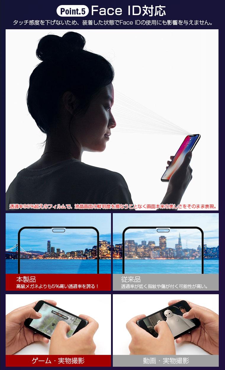 iPhone 11 Pro Max ガラスフィルム 日本旭硝子
