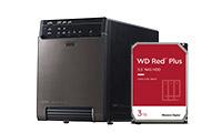 Raidケース+HDD