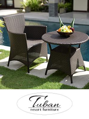 トゥバン ガーデンファニチャー