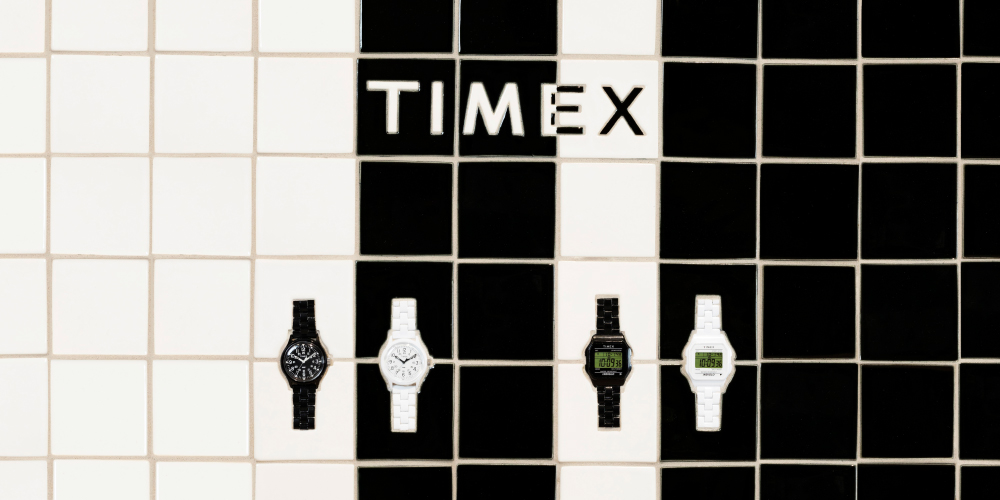 TIMEX AW新作