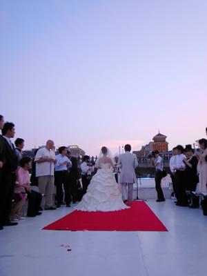久美子結婚式