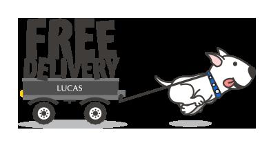 LUCASは全商品全国送料無料