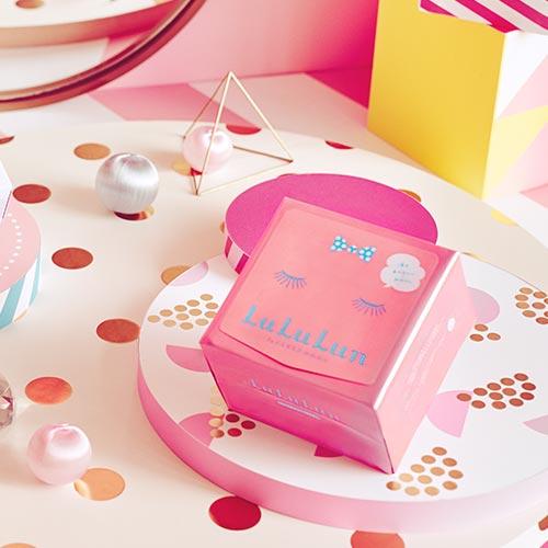 ピンクのルルルン