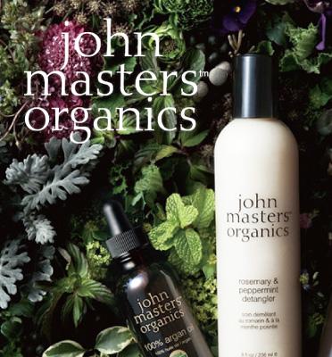john masters organics ジョンマスターオーガニック
